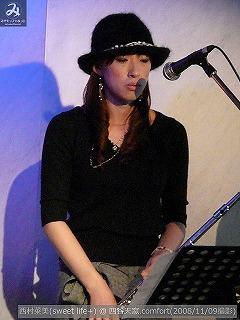 西村菜美【Part.1】@ 四谷天窓.comfort (2008/11/09)