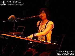 オダタマコ【Part.1】@ 秋田犬(2009/02/07)