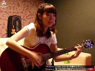 Momoco【Part.2】@ 下北沢BAR野ばら (2011/06/05)