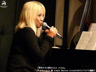 マユラハルリ【Part.5】@ Cafe Dolce Vita (2011/11/11)